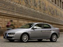 Alfa Romeo 159 рестайлинг 2008, седан, 1 поколение, 939A