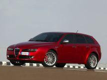 Alfa Romeo 159 рестайлинг 2008, универсал, 1 поколение, 939B