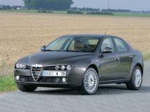 Alfa Romeo 159 2005, седан, 1 поколение, 939A