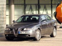 Alfa Romeo 166 рестайлинг 2003, седан, 1 поколение, 936