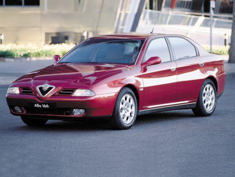 Alfa Romeo 166 (936) 11.1998 - 10.2003