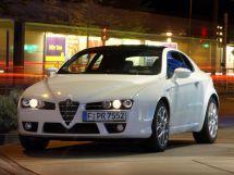 Alfa Romeo Brera рестайлинг 2008, хэтчбек, 1 поколение, 939D