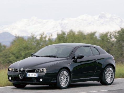 Alfa Romeo Brera (939D) 03.2005 - 02.2008