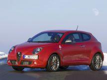 Alfa Romeo MiTo 1 поколение, 06.2008 - 05.2013, Хэтчбек 3 дв.