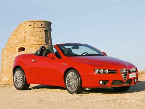 Alfa Romeo Spider (939) 03.2005 - 02.2008