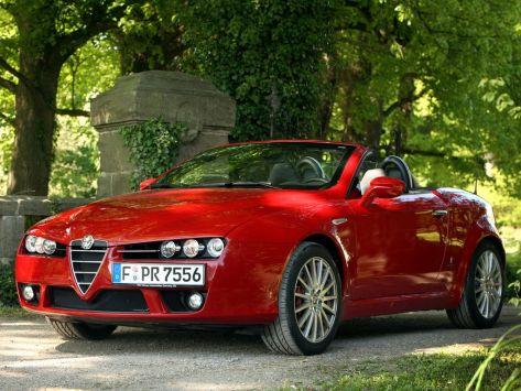 Alfa Romeo Spider (939) 03.2008 - 02.2010