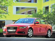 Audi A4 2007, седан, 4 поколение, B8