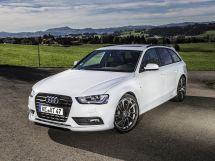 Audi A4 рестайлинг 2011, универсал, 4 поколение, B8