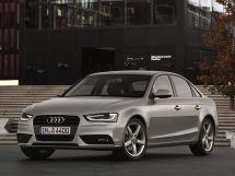 Audi A4 рестайлинг 2011, седан, 4 поколение, B8