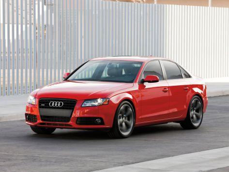 Audi A4 (B8) 08.2007 - 06.2012