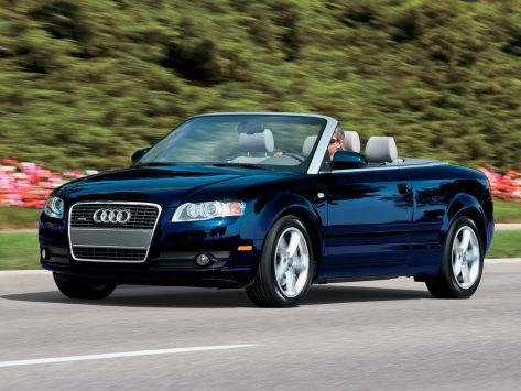 Audi A4 (B7) 09.2005 - 03.2009