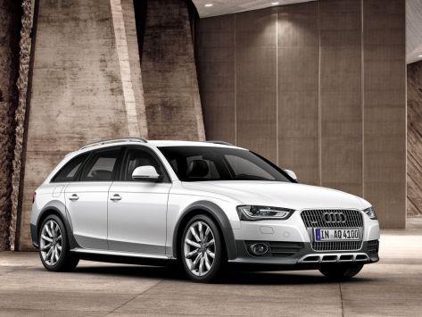 Audi A4 allroad quattro B8