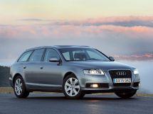 Audi A6 рестайлинг 2008, универсал, 3 поколение, C6