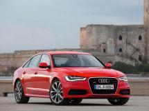 Audi A6 2010, седан, 4 поколение, C7