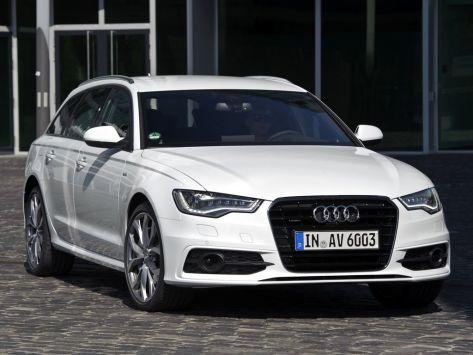 Audi A6 (C7) 11.2010 - 10.2014