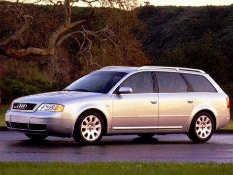 Audi A6 (С5) 02.1997 - 05.2001