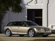 Audi A6 allroad quattro 2 поколение, 05.2006 - 08.2008, Универсал