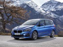 BMW 2-Series Gran Tourer рестайлинг 2018, минивэн, 1 поколение, F46