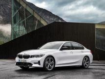 BMW 3-Series 2018, седан, 7 поколение, G20