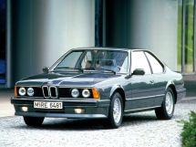 BMW 6-Series рестайлинг 1987, купе, 1 поколение, E24