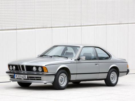 BMW 6-Series (E24) 10.1975 - 05.1987