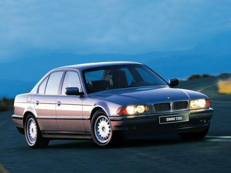 BMW 7-Series (E38) 06.1994 - 08.1998