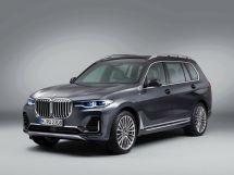 BMW X7 2018, джип/suv 5 дв., 1 поколение, G07