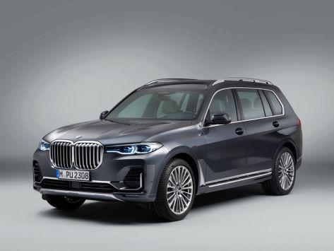 BMW X7 (G07) 10.2018 -  н.в.
