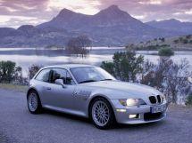 BMW Z3 рестайлинг 1999, купе, 1 поколение, E36/8