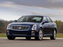 Cadillac STS рестайлинг 2007, седан, 1 поколение