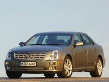 Cadillac STS 2005, седан, 1 поколение