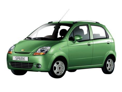 Chevrolet Spark (M200) 01.2005 - 01.2010