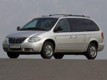 Chrysler Grand Voyager рестайлинг 2004, минивэн, 4 поколение