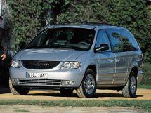 Chrysler Grand Voyager 4 поколение, 09.2000 - 05.2004, Минивэн