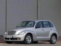 Chrysler PT Cruiser рестайлинг, 1 поколение, 08.2005 - 01.2010, Хэтчбек 5 дв.
