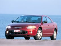 Chrysler Sebring 2000, седан, 2 поколение, JR