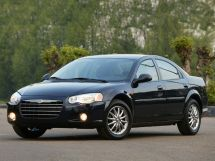 Chrysler Sebring рестайлинг 2003, седан, 2 поколение, JR