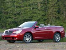 Chrysler Sebring 3 поколение, 01.2007 - 01.2010, Открытый кузов