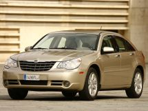 Chrysler Sebring 3 поколение, 05.2006 - 01.2010, Седан