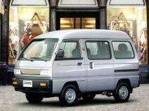 Daewoo Damas 1991, минивэн, 1 поколение, B100