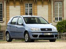 Fiat Punto рестайлинг 2003, хэтчбек 5 дв., 2 поколение, 188