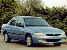 Ford Escort 1995, седан, 6 поколение