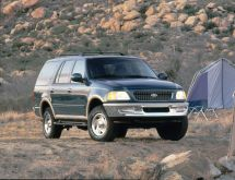 Ford Expedition 1996, джип/suv 5 дв., 1 поколение, UN93