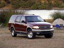 Ford Expedition рестайлинг 1998, джип/suv 5 дв., 1 поколение, UN93