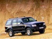 Ford Explorer 2 поколение, 05.1994 - 12.2001, Джип/SUV 5 дв.