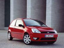 Ford Fiesta 2001, хэтчбек 3 дв., 6 поколение, Mk VI