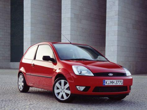 Ford Fiesta (Mk VI) 11.2001 - 09.2005