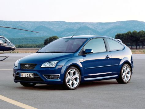 Ford Focus ST (II) 09.2005 - 02.2008