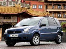 Ford Fusion 2002, хэтчбек 5 дв., 1 поколение