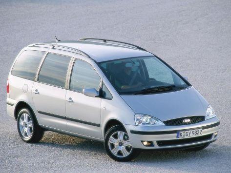 Ford Galaxy (WGR) 06.2000 - 05.2006